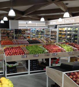 supermarket fitout